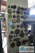 (LOT) MISCELLANEOUS MILL TOOLING