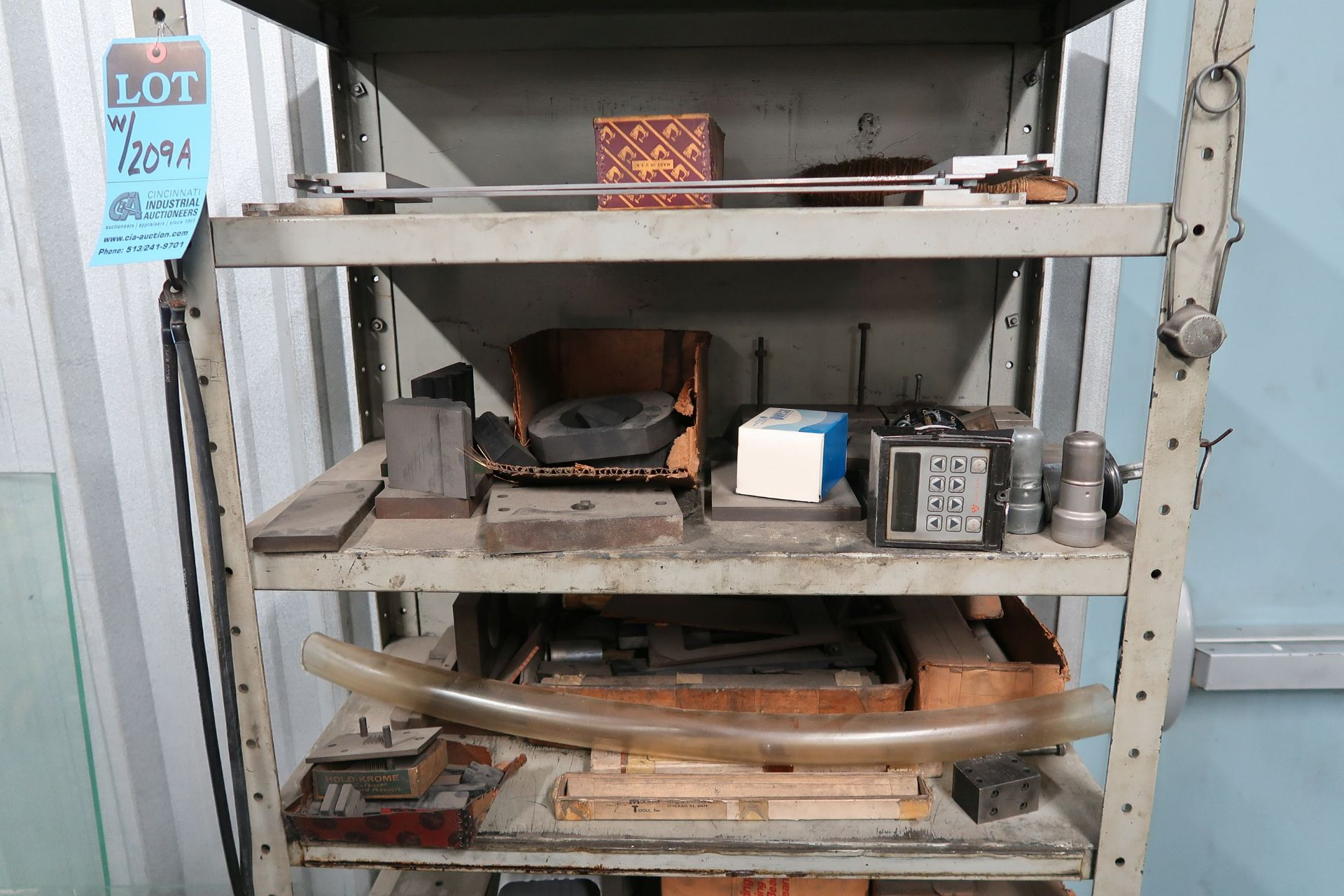 SHELVES MISC. EDM TOOLING & PARTS - Image 6 of 7