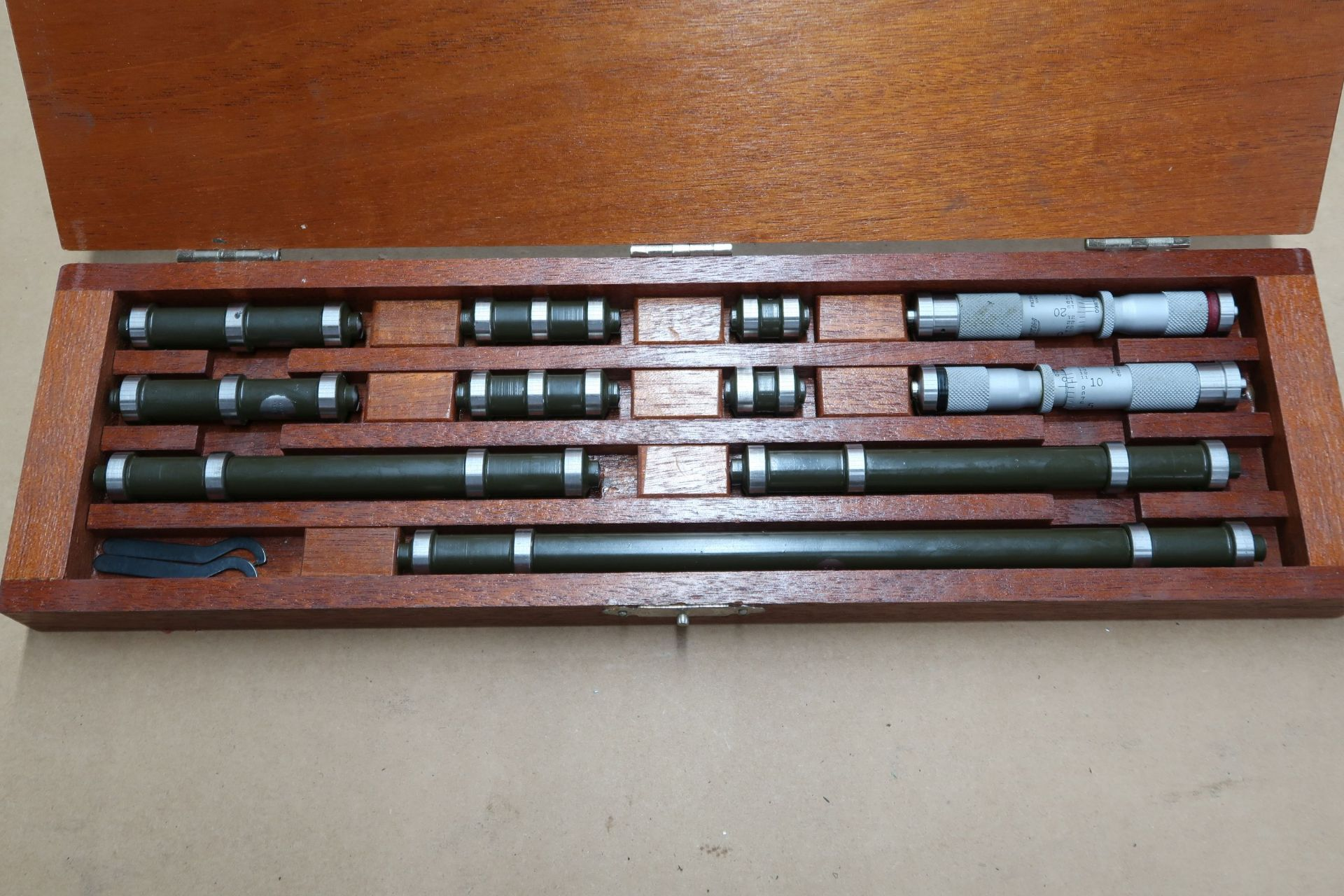 INSIDE MICROMETER SETS - Image 5 of 5