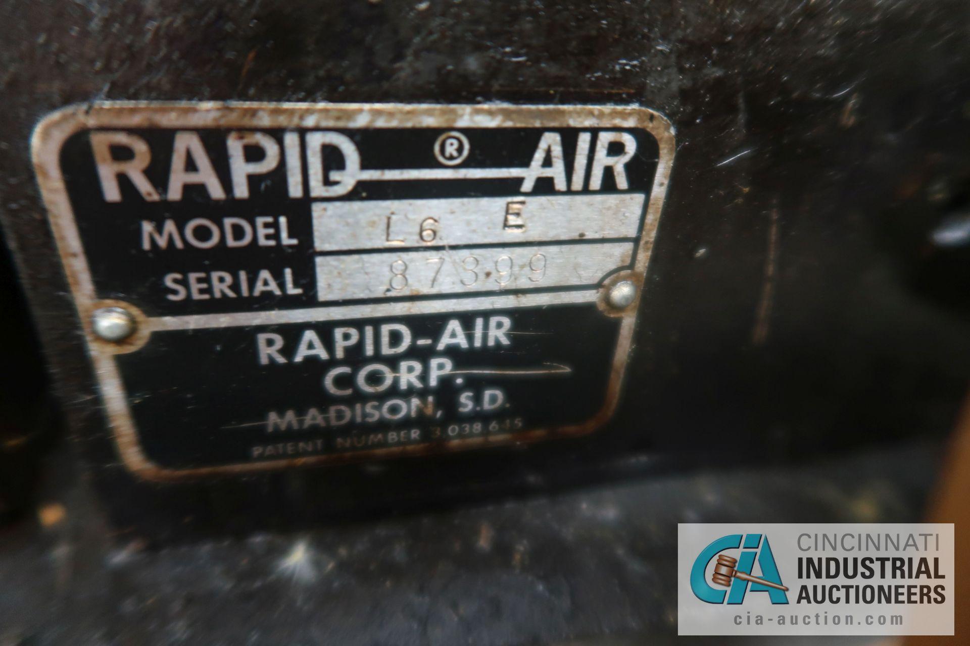 """60 TON L&J MODEL W-60 BACK GEARED OBI PRESS; S/N 50B222-A, 5"""" STROKE, 3"""" ADJUST, 12"""" SHUT HEIGHT - Image 8 of 13"""