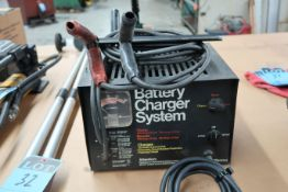 6 & 12-VOLT JC PENNY BATTERY CHARGER