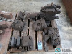 SKID MISCELLANEOUS TOOLHOLDERS AND CLAMPS