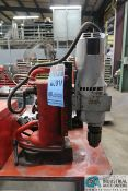 """1-1/4"""" MILWAUKEE MAGNETIC BASE DRILL"""