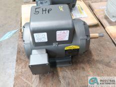 5 HP BALDOR CAT JML1409T ELECTRIC MOTOR, 3,500 RPM (NEW)