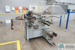 SAMATIC MODEL 268-SR AUTOMATIC ARMITURE COIL WINDER; S/N SA400