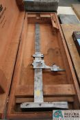 "24"" STARRETT VERNIER HEIGHT GAGE"