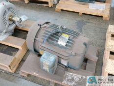 15 HP BALDOR CAT ECP2333T-4 ELECTRIC MOTOR, 1,765 RPM (NEW)