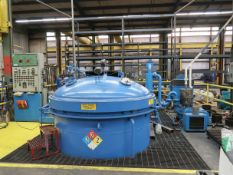 """**Overall bid lots 411 and 412 - 84"""" WSF VPI System & 1,600 Gallons of Fluid**BID CONFIRMATION"""