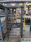 55 TON RAMCO MODEL RP55 H-FRAME HYDRAULIC PRESS; S/N 111031