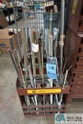 STAND UP ROD CABINETS