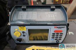 MEGGER DLR0-10X DIGITAL LOW RESISTANCE OHM METER