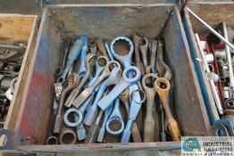 (LOT) OFFSET STRIKING WRENCHES