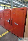 DAYTON TRADESMAN 2-DOOR JOB BOX