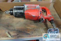 "1"" SIOUX PNEUMATIC IMPACT WRENCH"