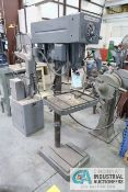 "17"" ROCKWELL DELTA PEDASTAL DRILL PRESS"