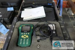 ENTEK ENPAC 1200A VIBRATION ANALYZER DATA COLLECTOR
