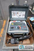 MEGGER MODEL MIT525 5KV INSULATION TESTER