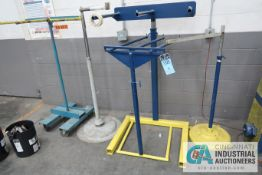 (LOT) WIRE STANDS