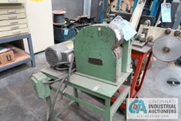 POTTER AND RAYFIELD TYPE LSN WIRE GRINDER; S/N 10-1-54