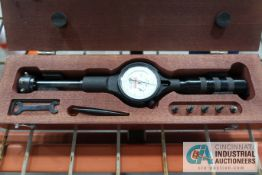 "1.5"" - 3"" STARRETT DIAL 3-POINT INSIDE MICROMETER"