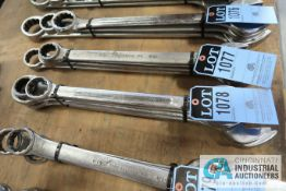 COMBINATION WRENCHES TO 2-1/2""