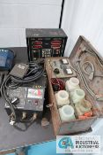 (LOT) AMERICAN SOLDERING POWER UNIT, MULTI-STEP CONTROL AND RAPID PORTABLE PLATER