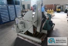 3,000 LB. PANDJIRIS MODEL 30-6AB FOOT AND PENDANT CONTROL WELDING POSITIONER; S/N 19070X05-6, WITH