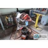 RIDGID MODEL 300-T2 POWER THREADING MACHINE