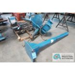 """(LOT) 87"""" HIGH (APPROX.) STANDS WITH (20 24 VOLT 60 SERIES WIRE FEEDER AND (1) EXTRA WIRE FEEDER"""