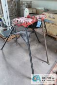 RIDGID MODEL 460 AND 450 TRI-STANDS