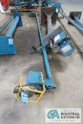 "87"" HIGH (APPROX.) BASE X 16' BOOM MILLER CV SINGARC BOOM MOUNTED SINGLE WIRE FEEDER SYSTEM WITH"