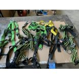 (LOT) SAFETY HARNESSES - APPROX. (8)