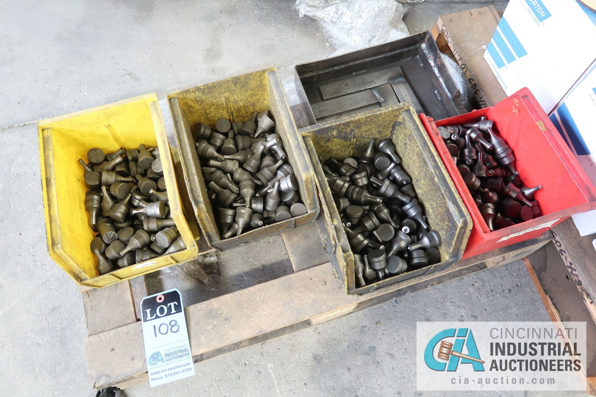 TUBS MISCELLANEOUS IRONWORKER PUNCH TOOLING