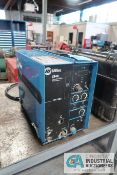 3.0 AMP MILLER MODEL XR-W EXTENDED REACH WATER COOLED WIRE FEEDER; S/N KH533527