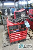 650 AMP LINCOLN ELECTRIC MODEL CV-655 WELDING POWER SOURCE; S/N U1970302855, WITH LINCOLN MODEL LN-7