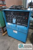 350 AMP MILLER SYNCROWAVE 350 CONSTANT CURRENT AC/DC ARC WELDING POWER SOURCE; S/N KA754127