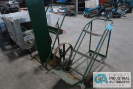 OXY-ACETYLENE CART WITH CYLINDER CART