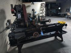 "HENDEY 64"" BED ENGINE LATHE"