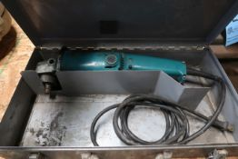 "5"" MAKITA MODEL 9005B ELECTRIC DISC GRINDER"
