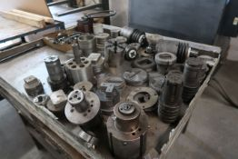 SKID MISCELLANEOUS TURRET PUNCH TOOLING **NO STEEL TABLE**