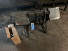 WELLS HORIZONTAL BAND SAW, 110 VOLT