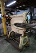 "24"" THROAT NIAGARA NO. 136 DEEP PUNCH PRESS"