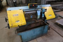 "9"" X 16"" FORTUNE HORIZONTAL BAND SAW"