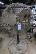 "30"" DAYTON PEDESTAL AIR CIRCULATOR"