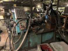 HYDRAULIC SPINNING LATHE **IN PIECES**