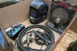 (LOT) MISCELLANEOUS WELDING EQUIPMENT