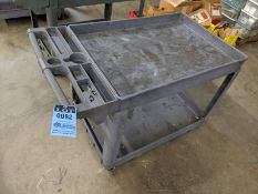 "24"" X 36"" RUBBERMAID CART"
