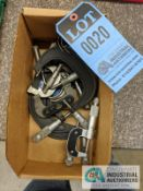 ASSORTED OD MICROMETERS