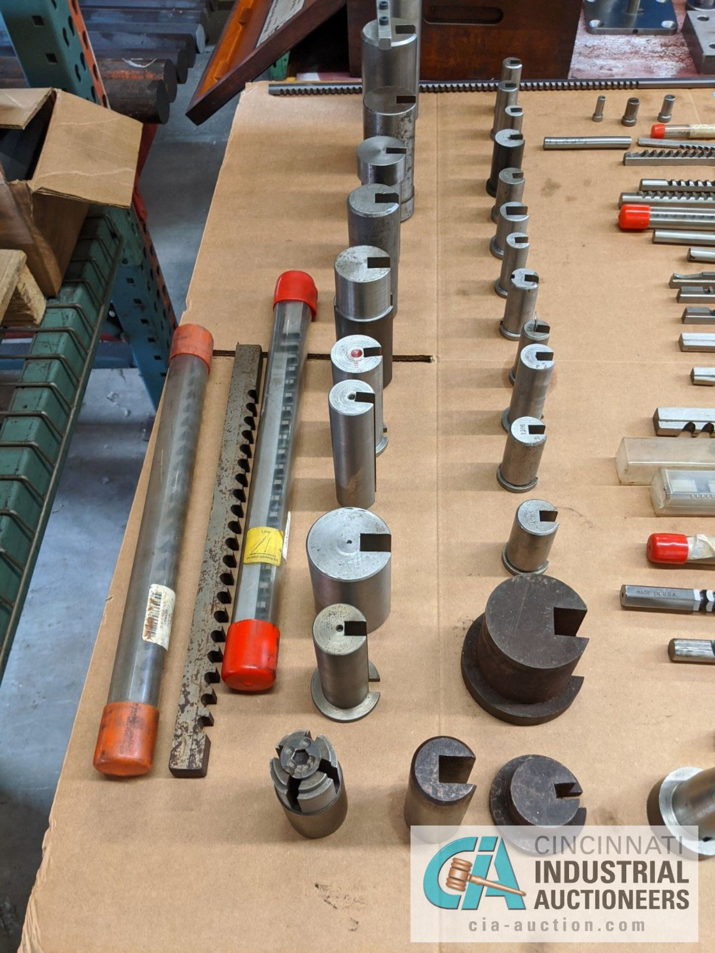 (LOT) ASSORTED BROACH TOOLING - Image 4 of 4