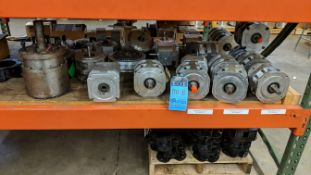 (LOT) GEARING SOLUTIONS GEAR REDUCERS *TEST UNITS AND IN VARIOUS STATES OF PRODUCTION*